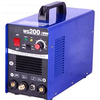 China best quality inverter DC tig weldig machine TIG200A