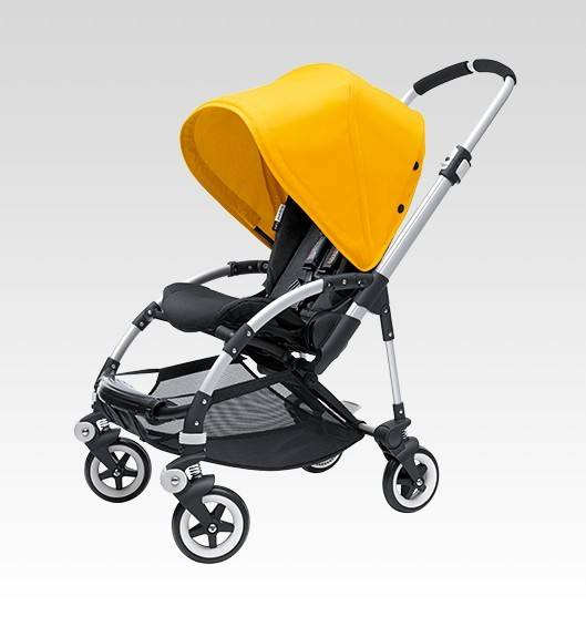 bugaboo bee plus  normal colros