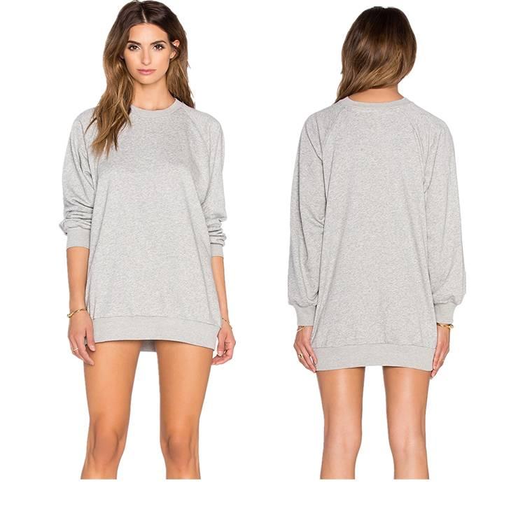 Wholesale Comfort Colors Plain Blank Sweat T-shirts Women Sweatshirt Hoodie