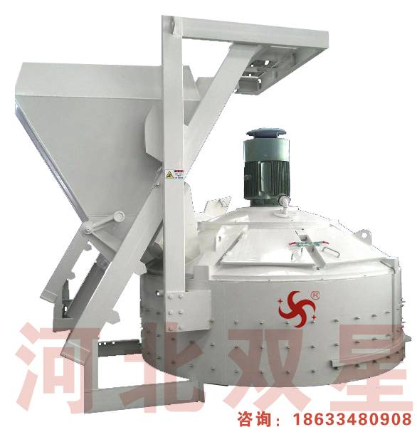 Vertical planetary mixer introduction