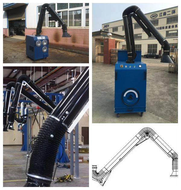 EH Portable Welding Fume Dust Collector