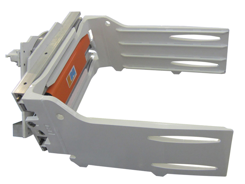 Forklift Attachment Revolving Bale Clamp