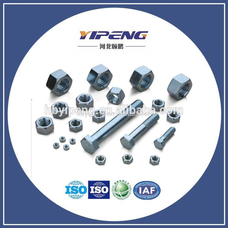 Premium Quality and Best Price Bolt and Nut