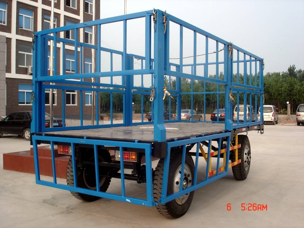 hight hurdle trailer