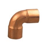 Copper 90°ELBOW short radius