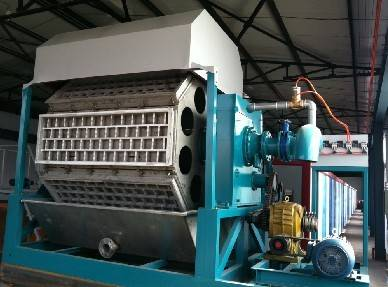Automatic Paper Egg Tray Machine