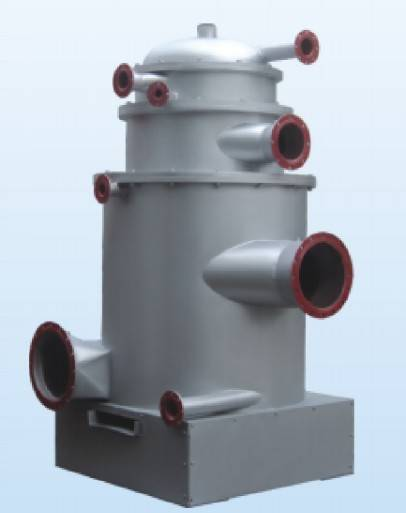 Multi-level Upflow Pressure Screen
