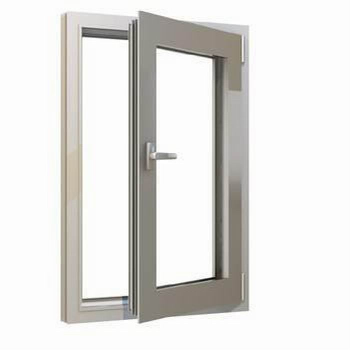 Hot sale aluminium alloy doors with factory price