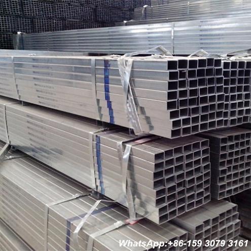 ASTM A500 standard hollow stction