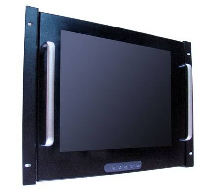Rack Mount Industrial Display Monitor