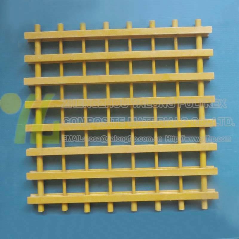 FRP profile fiberglass reinforced plastic gratings