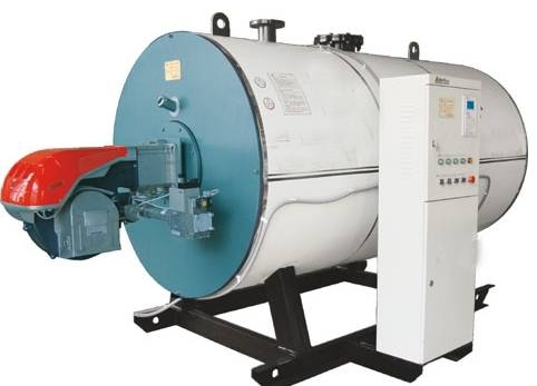 WNS Series Auto Gas or Oil Fired hot water Boiler