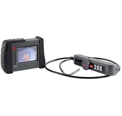 Wireless Super Light Articulation Videoscope DVR
