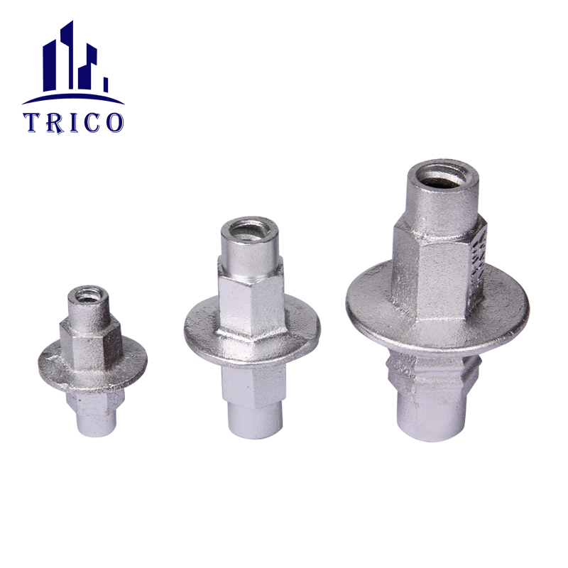 Casting water stop nut for Construction Concrete Formwork
