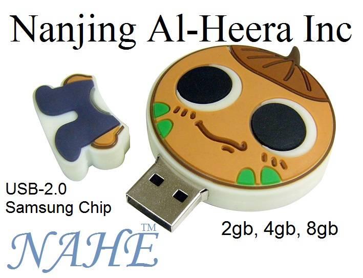 Carton USB Flash Drive
