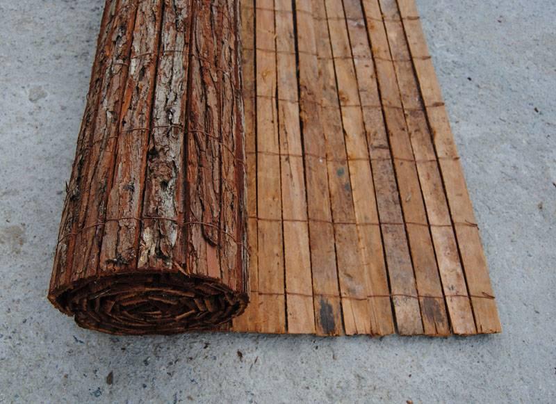 Dwarf Pine Fence / Heather Fence
