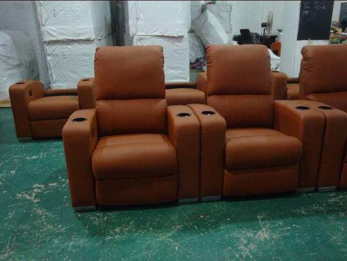Recliner sofa G furnitur Gardene h812