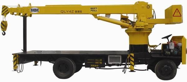grader/heavy-duty trucks/Truck cranes