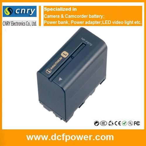 Np-F970 High Quality Professional Camera Battery Camcorder Battery En-EL14 Np-Fw50 Np-Fh100 Lp-E6 Lp