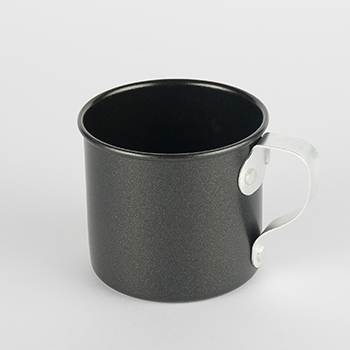 Hot sale camping non stick mug
