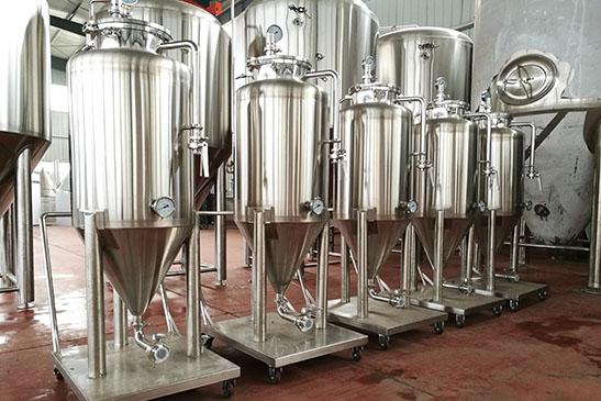 Yeast Processing Unit