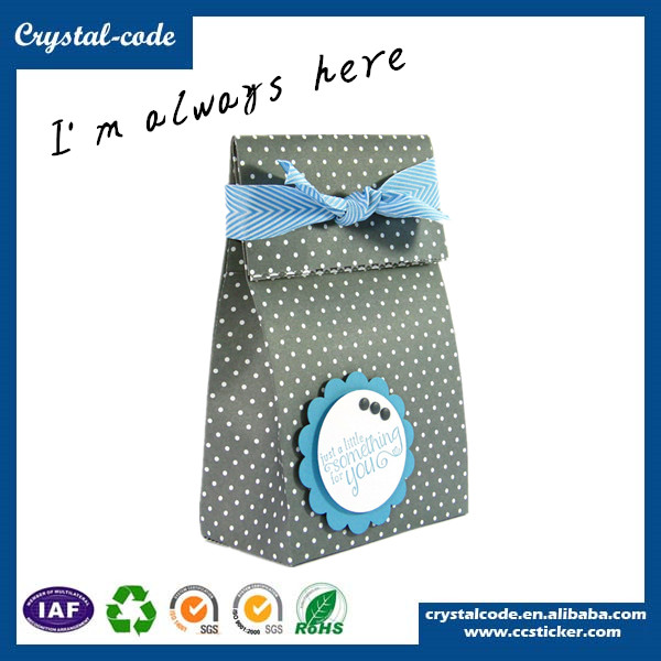 Attractive designs fashionable style paper packaging bag for gift,paper bag