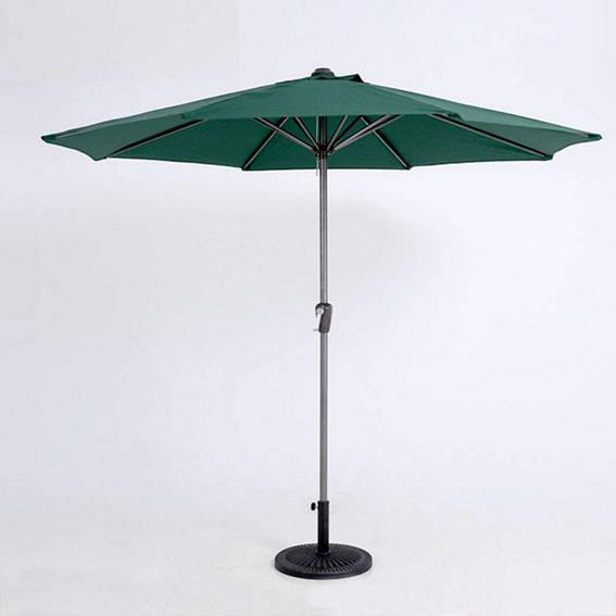 aluminum garden umbrella