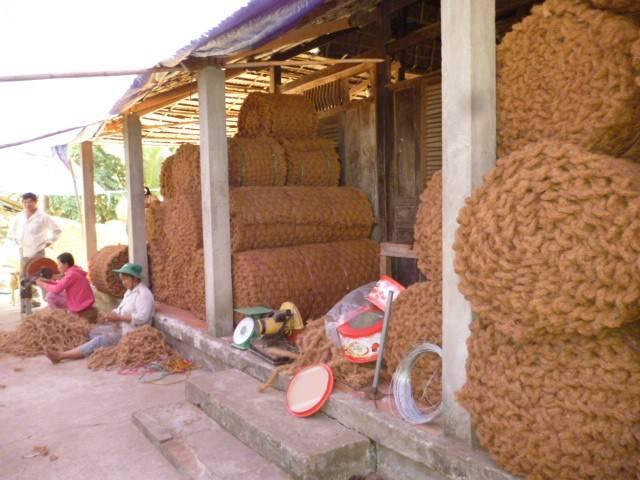 coconut coir mattress/coir coconut mats/Coir Mat, Coconut Coir Door Mat