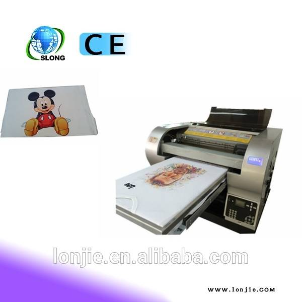 3d Digital Flatbed Pillow Printer Machine Made in China