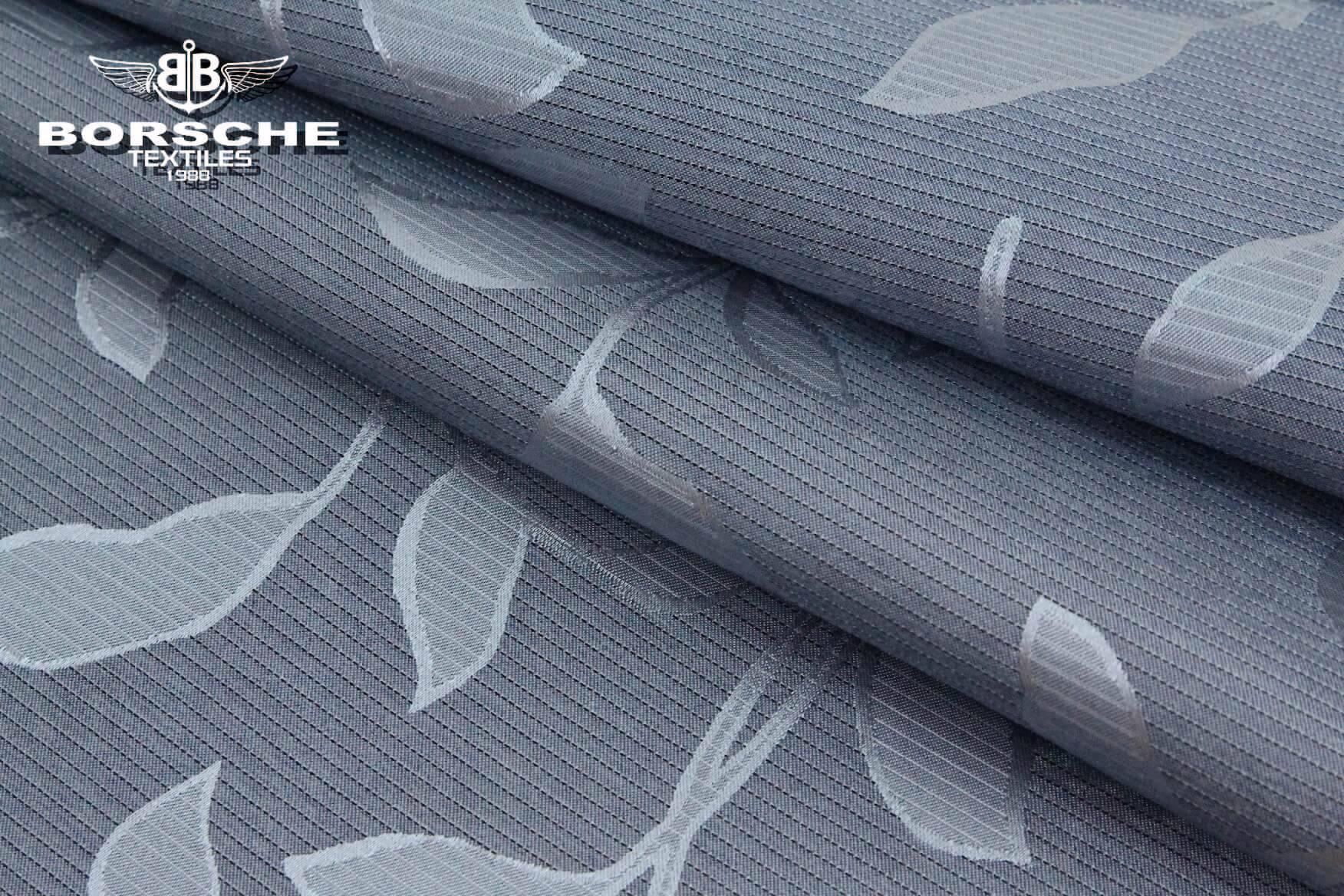 Flame Retardant curtain fabric FR-0028