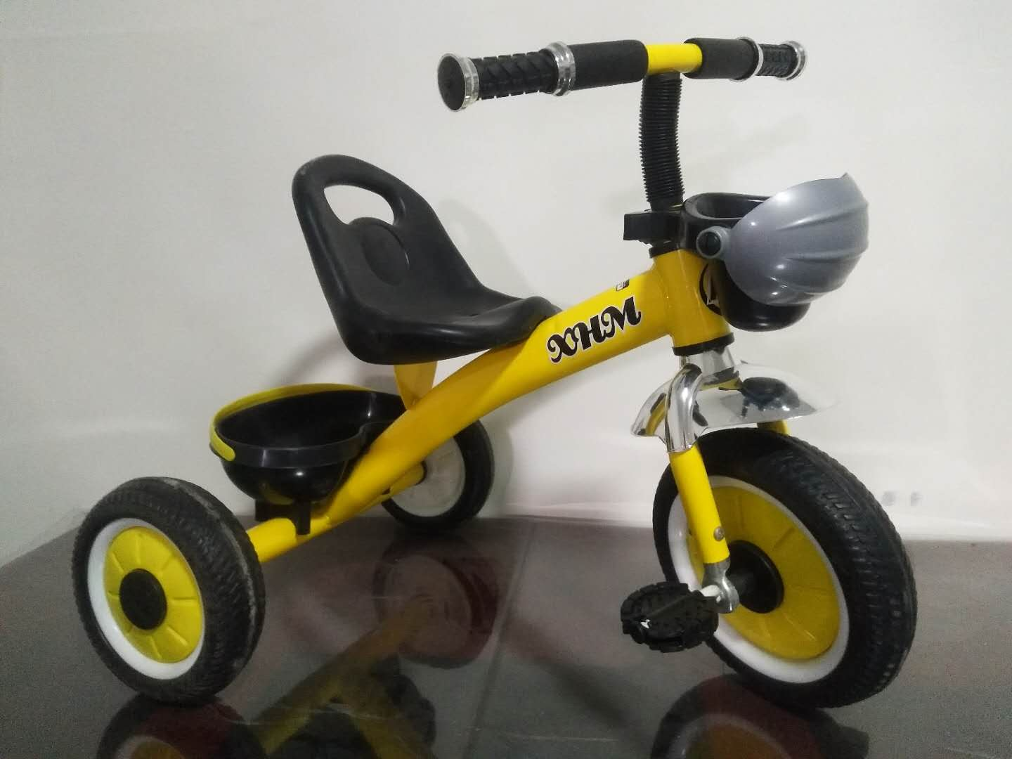 wholesale Christmas gift mini little tricycle children toys trike