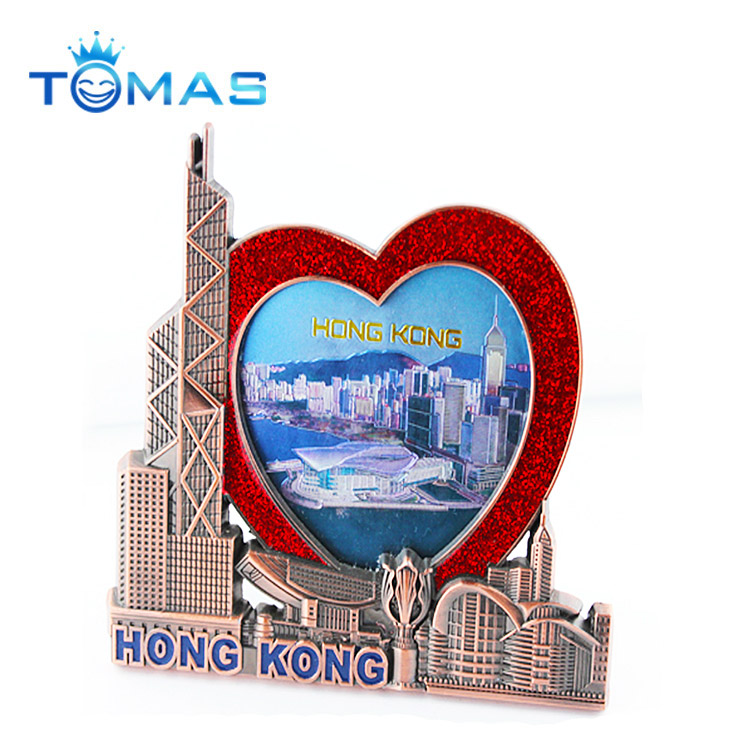 Custom Metal Picture Photo Frame for Home Decoration