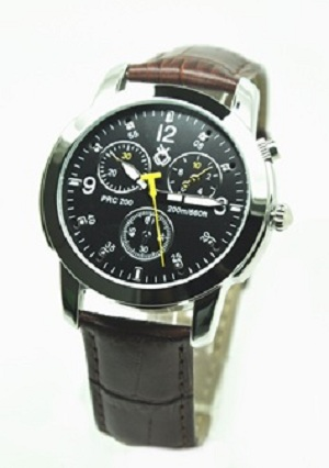 hot men quartz watch with analog smart function sedentary
