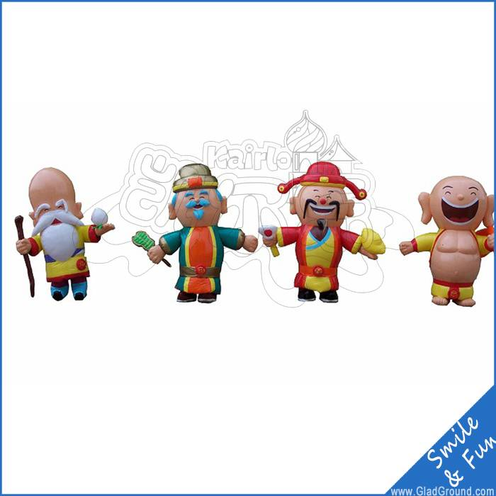 hot sale inflatable advertising less than 2.5m for sale