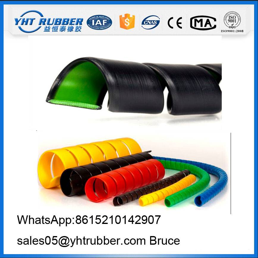 Hose Protector/Protection Hose Guard/Hose Sleeve/Hose Spiral Coiled Hose Spring Guard