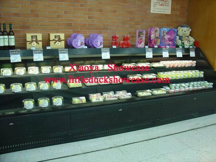 Supermarket Food Merchandiser
