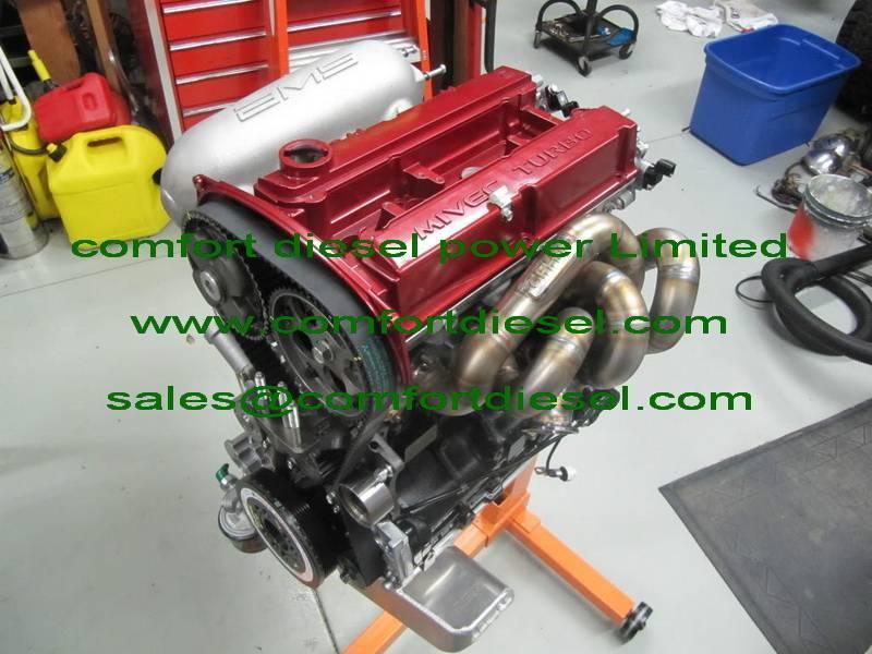 Mitsubishi engine 4D64