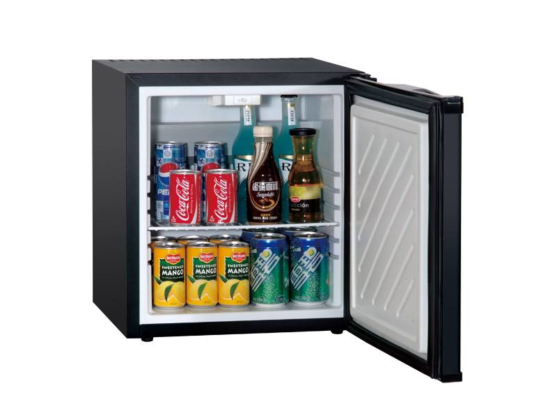 Super Silent Hotel Room Refrigerator 28L Foamed Door Mini Bar Freezer XC-28