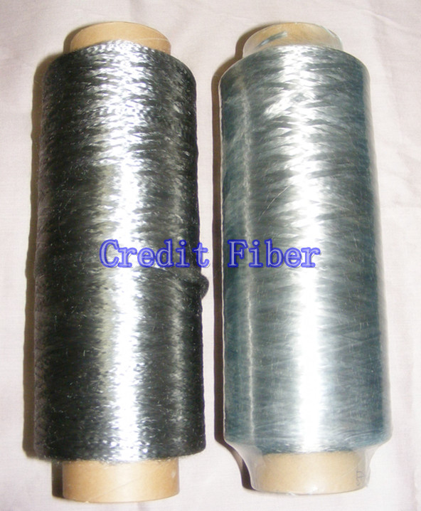 Pure Stainless Steel Tow/316L S S Fiber