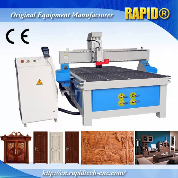 RD-1325 Air cooling spindle MDF woodworking CNC Router