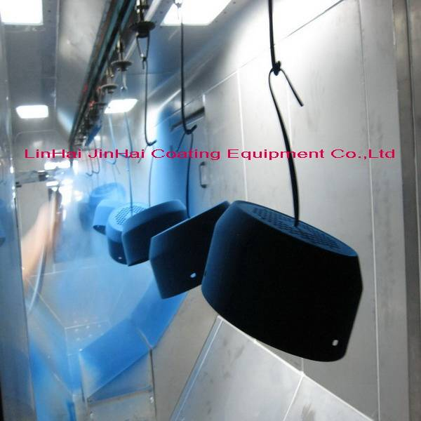 Powder Coating Line For Aluminum Profiles