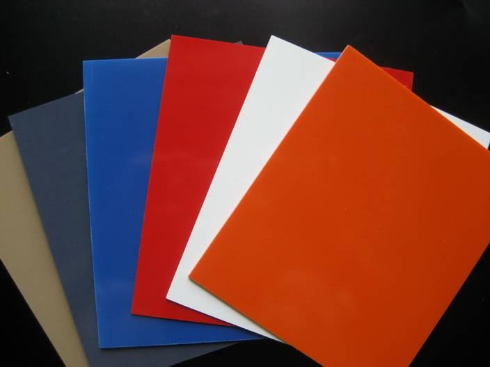 Colored G10 Epoxy Laminates