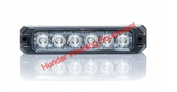 LED Grille Emergency Warning Light