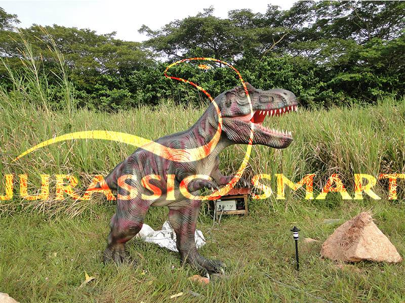 high simulation handmade dinosaur