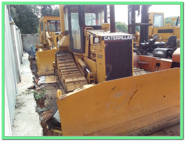 used good quality original from japan D5C D5M D5H mini bulldozer for sale