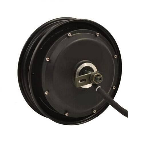 10inch Electric Scooter In-Wheel Hub Motor(45H) 1500W V2 Type