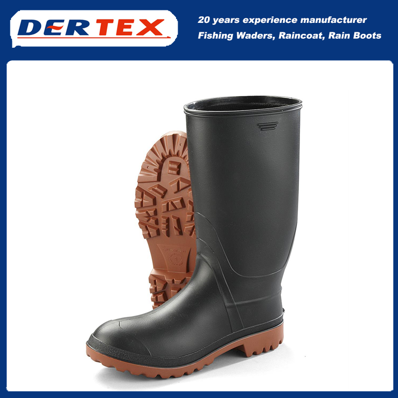 39 Portable Breathable Comfortable Rainwear Fitted Working Rain Boots Bogs