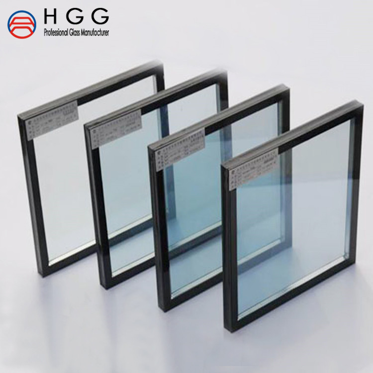 Insulated Glass for Glass Facade Glass Curtain Walls doors and windows