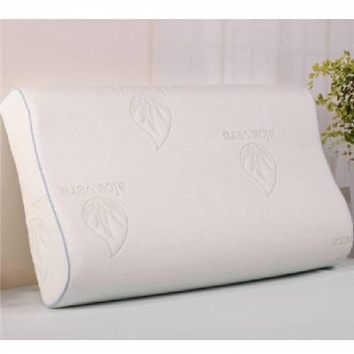 Memory Foam Wave Contour Pillow