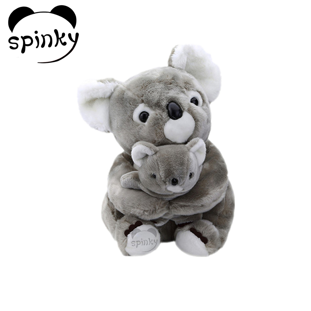Custom plush stuffed animal toys Koala